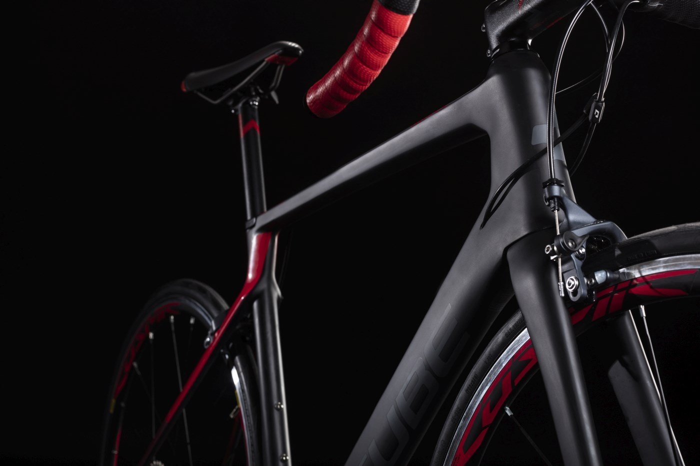 4e7f8be1207 Get 75% Off A Pair of 100% Sunglasses With This Bike! Add this 2019 Cube  Agree C:62 Pro Carbon Road ...