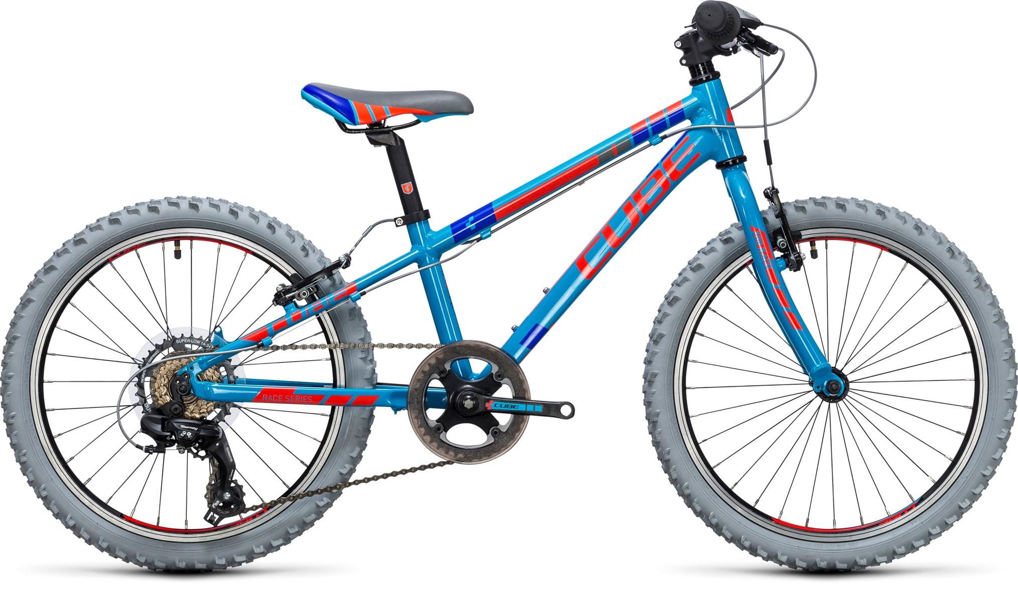 2dadd125678 2017 CUBE KID 200 BLUE RED £237.15