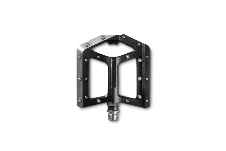 2019 Cube Slasher Flat Pedals in Black