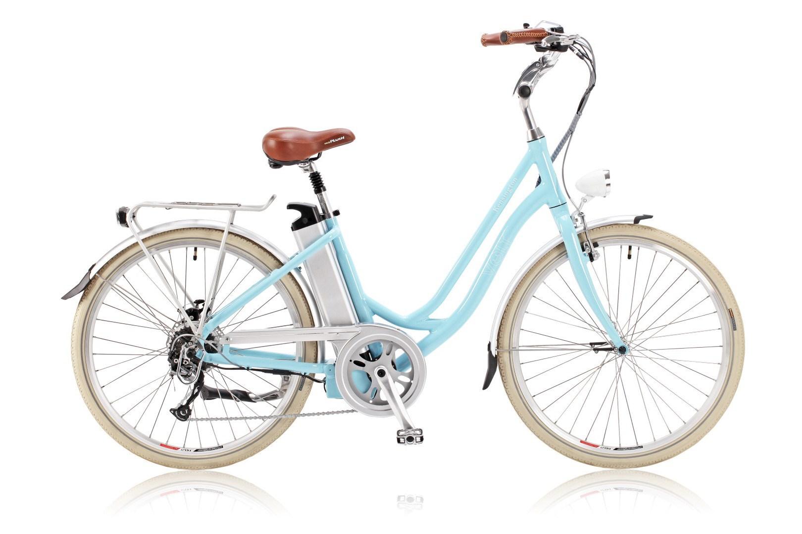 e433f29aa23 Volt Kensington Electric Bike in Blue £1,559.00